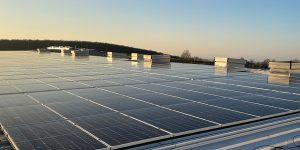 Photovoltaik Großanlage